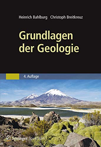 9783827428202: Grundlagen der Geologie