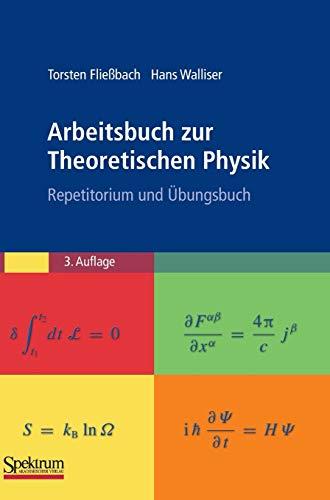 9783827428325: Arbeitsbuch zur Theoretischen Physik: Repetitorium und Übungsbuch (German Edition)