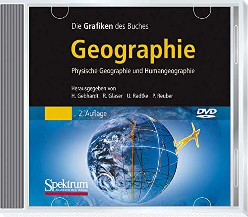 9783827428837: Bild-DVD-ROM, Geographie: Die Grafiken des Buches
