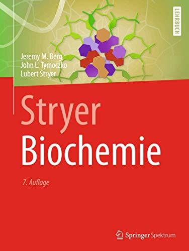9783827429889: Stryer Biochemie