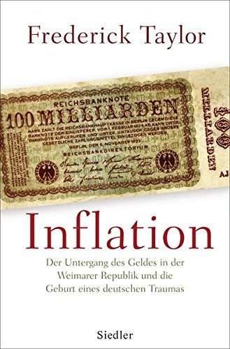 9783827500113: Inflation
