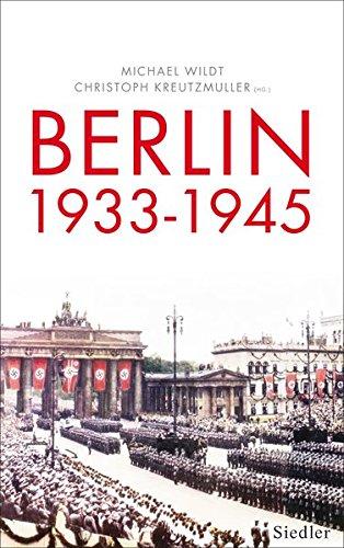 9783827500168: Berlin 1933-1945