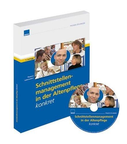 9783827625632: Schnittstellenmanagement in der Altenpflege konkret
