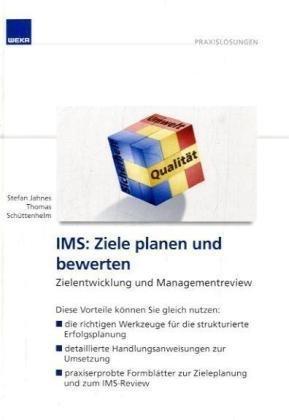 9783827663795: IMS: Ziele planen und bewerten: Zielentwicklung und Managementreview