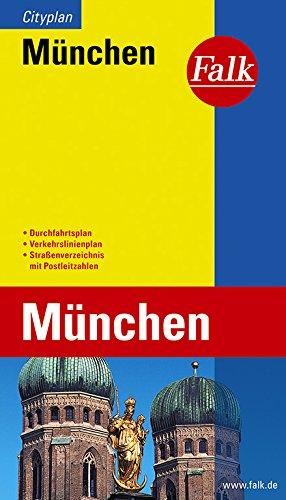 Falk Cityplan München - Mnnchen, Cityplan