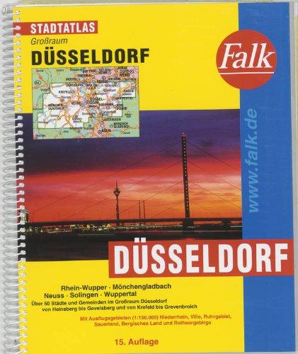 9783827904898: Dusseldorf kaartboek