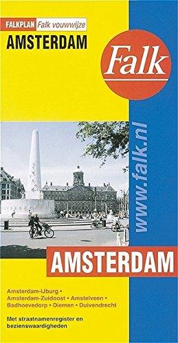 9783827910011: Falkplan Amsterdam.