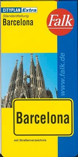 9783827911018: Plan de ville : Barcelone