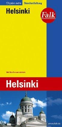 9783827911247: Falkplan Extra Helsinki: Mit Stra�enverzeichnis. Standardfaltung