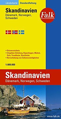 9783827918444: scandinavie : danemark-norvege-suede