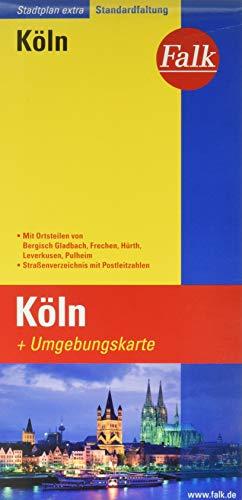 9783827924131: Koln (Cologne) City Map (German)
