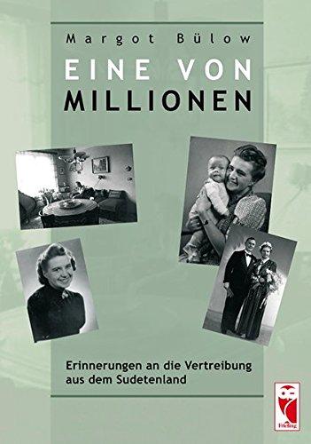 9783828025240: Eine von Millionen: Erinnerungen an die Vertreibung aus dem Sudetenland