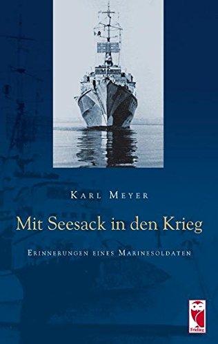 9783828026315: Mit Seesack in den Krieg