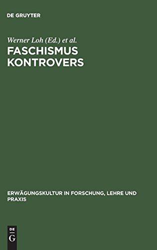 Faschismus kontrovers. (3828202381) by Celeste Bradley