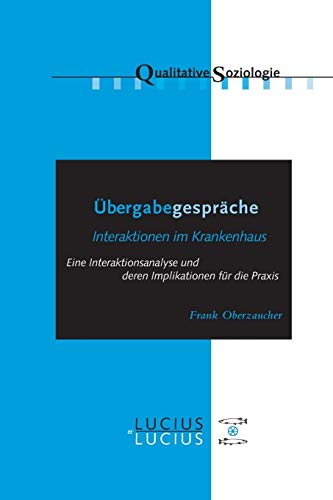 Übergabegespräche: Frank Oberzaucher