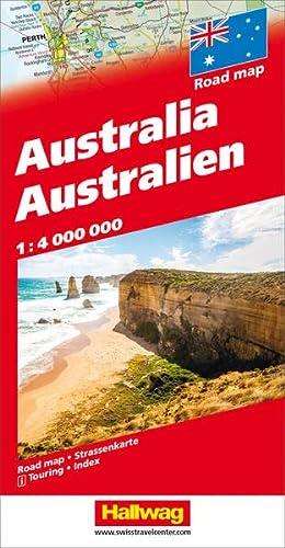9783828300057: Australie. 1/4 000 000 (Cartes routieres)