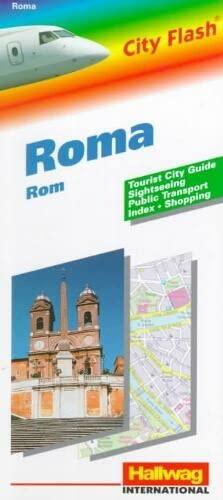 9783828300866: Rome (City Flash Maps)