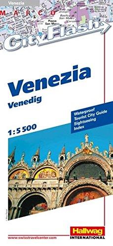 9783828300897: Venice (Rand McNally Cityflash Visitor Maps) (English and Italian Edition)