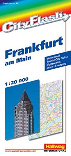 9783828302433: Francfort. (Plans city flash)