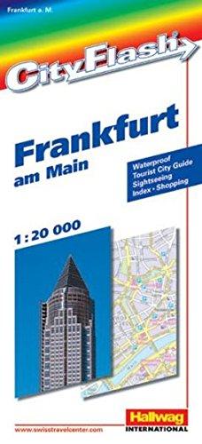 9783828302433: City Flash: Frankfurt