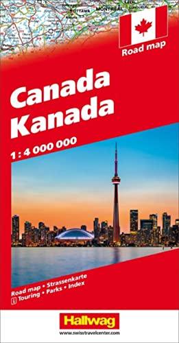 9783828304666: Canada DG hallwag (+r) BeeTagg