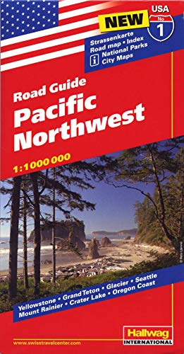 9783828307520: USA Pacific Northwest (Road Guide)