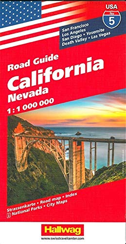 9783828307568: USA California (Road Guide)