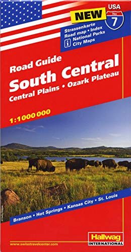9783828307582: USA South Central