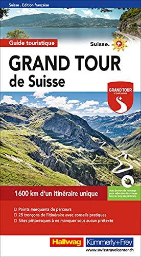 9783828308435: Grand Tour de Suisse Guide Touristique 2018