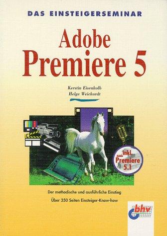 9783828710306: Adobe Premiere 5