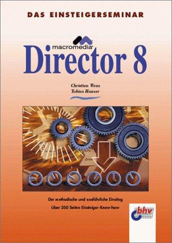 9783828711198: Macromedia Director 8