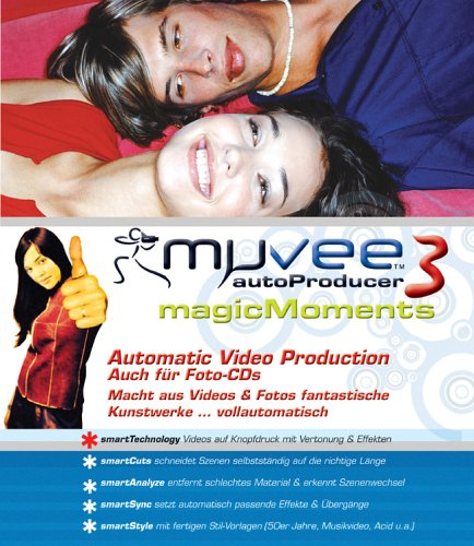 9783828783829: Muvee Auto Producer