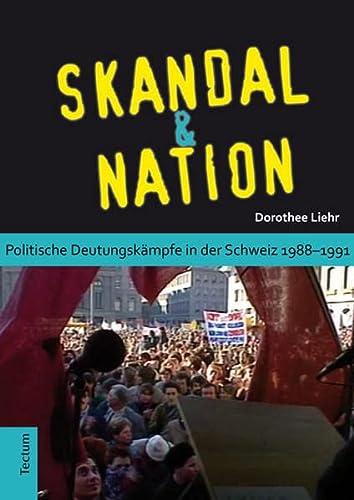 Skandal und Nation: Dorothee Liehr