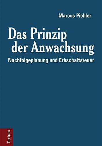 Das Prinzip der Anwachsung: Marcus Pichler