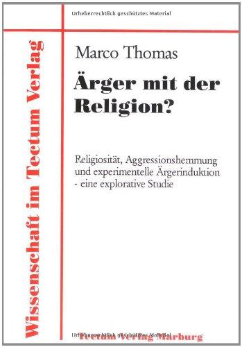 9783828880924: Ärger mit der Religion?