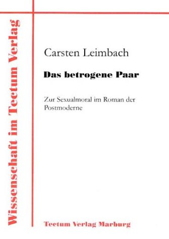 9783828881174: Das betrogene Paar (German Edition)
