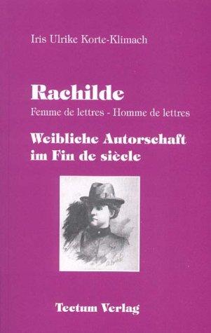 9783828883796: Rachilde: Femme de lettres - Homme de lettres