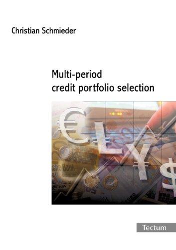 Multi-period credit portfolio selection: Christian Schmieder
