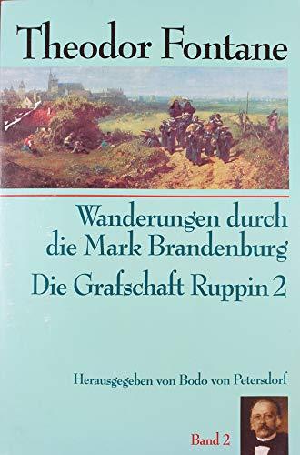 9783828901636: Wanderungen durch die Mark Brandenburg