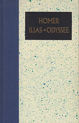 9783828902220: Ilias. Odyssee