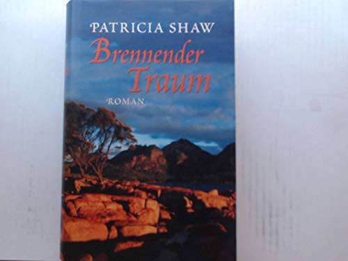 9783828904811: Brennender Traum (Livre en allemand)