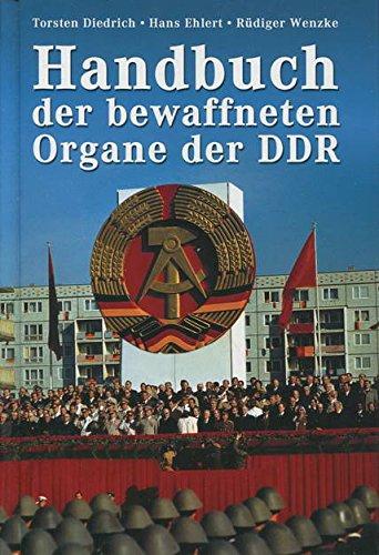 9783828905559: Handbuch der bewaffneten Organe der DDR.