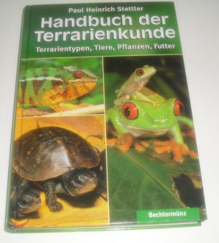 9783828916326: Handbuch der Terrarienkunde