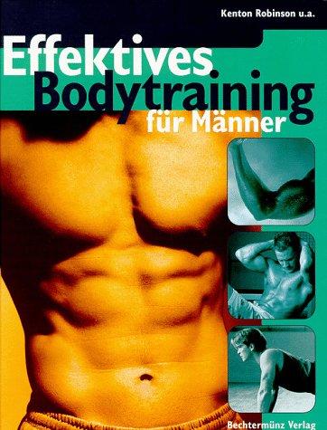 9783828918122: Effektives Bodytraining für Männer