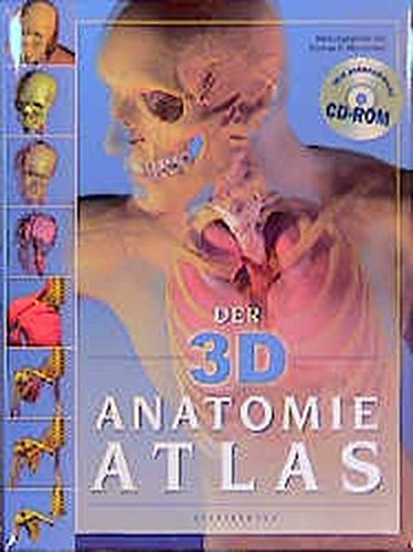 9783828918719: Der 3D-Anatomieatlas, m. CD-ROM - ZVAB - Thomas O ...