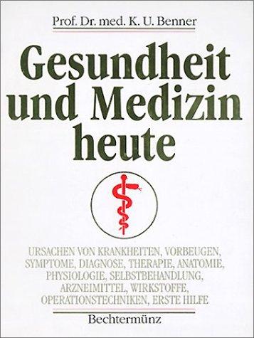 9783828918825: Gesundheit und Medizin heute