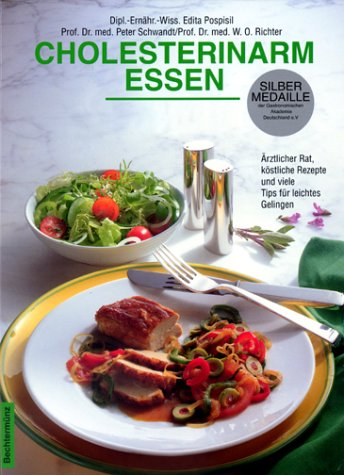 9783828918962: Cholesterinarm essen