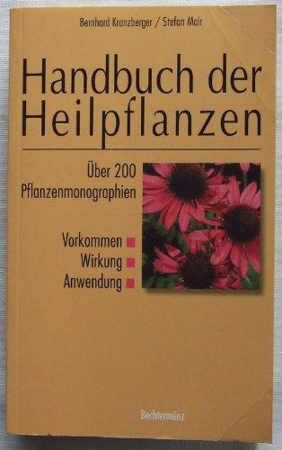 9783828919617: Handbuch der Heilpflanzen