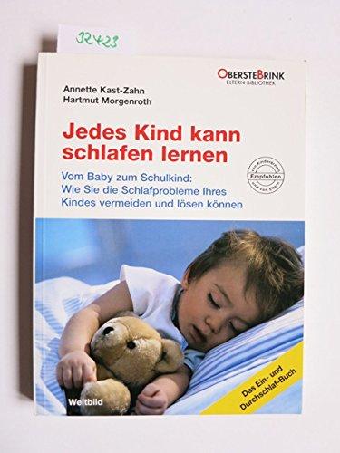 9783828919969: Jedes Kind kann schlafen lernen