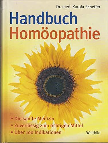 9783828920170: Handbuch Homöopathie